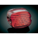 Low-Profile Panacea LED Taillight with Red Lens - 5424