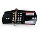 Black Mounting Shoe for Powder Pro, Tri-Keel, Tri-Keel II, Ultra-Lite SLT and MoHawk Skis - 35-384