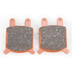 Semi-Sintered (V) Brake Pads for GMA Model B Caliper (CCI No. 09-997) - FA076V