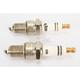 U-Groove Resistor Spark Plug - One Heat-Range Hotter - 2410A
