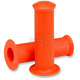 Orange 1 in. Fish Scale Grips - 002631