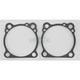 Single-Layer Steel (SLS) Base Gaskets w/3 5/8 in. bore, .010 in - C9554
