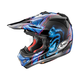 Black/Blue/Red VX-Pro 4 Barcia Helmet