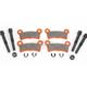 Semi-Sintered (V) Brake Pads - FA605/4V