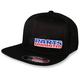 Black Parts Unlimited Straight Bill Hat - PSU24H12BKOR