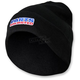 Black Stocking Cap - PSU24B12BKOR