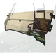 Clear Half-Folding Windshield - 2610