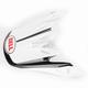 White/Black Visor for Moto-9 Tracker Helmet - 8031071