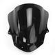Smoke Acrylic Windscreen - WSAS616
