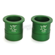 Green Front Wheel Spacer - 44-0341-00-30