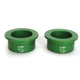 Green Rear Wheel Spacer - 45-0341-00-30