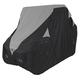 Black/Gray Fits Larger 2-3 Passenger UTV Deluxe Storage Cover - 18-065-053801-0