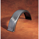 Flat Rear Fender-6 in. - DS-393500