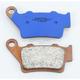 M1 Sintered Metal Brake Pads - 1721-0078