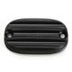 Black Ops Nostalgia Rear Brake Master Cylinder Cover - 0208-2121-SMB