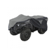 Black/Gray Large ATV Deluxe Storage Cover - 15-061-043804-0