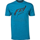 Heather Cyan Stock Premium T-Shirt