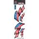 USA Flag Decal Set - LT00625