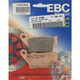 Double-H Sintered Metal Brake Pads - FA213HH