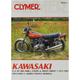 Kawasaki Repair Manual - M359-3