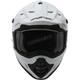 White FX-17 Helmet
