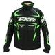 Black/Green Backshift Pro Jacket