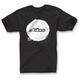 Black Copy Dot T-Shirt