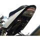 Superbike Rear Black Undertail Fender Eliminator - H02RR-SB-BLK