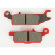 Rear Left Long Life Sintered R Brake Pads - FA445X
