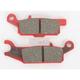 Rear Right Long Life Sintered R Brake Pads - FA446X