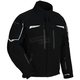 Black Diamond Plate Snowmobile Jacket
