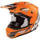 Matte Orange Blade XPE Helmet