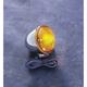 Flat Lens Turn Signal-Double Filament/Amber Lens - 8395A