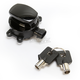 Gloss Black Side Hinge Ignition Switch - 2106-0251