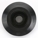 Black Idler Wheel w/Bearing - 4702-0067