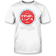 White Bottlecap T-Shirt