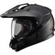 Black GM11D Dual Sport Helmet
