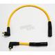 Custom Suppression 8.8mm Yellow Plug Wire Set - 172090