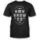 Black Stencil T-Shirt