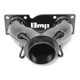 Black Y-Pipe Performance Manifold - 03-102