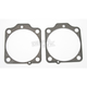 Viton-Coated Steel Base Gaskets w/3 5/8 in. big bore (S&S cylinders), .020 in. - C9989