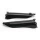 Black Fork Slider Protectors - KA03778001