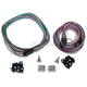 96-13 Chrome Radio  Switch Kit - 0616-0124