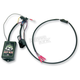 Tour-Pak Quick Disconnect Wiring Harness with Brake/Turn/Running Lights - NTP-HR02