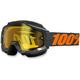 Gray Accuri Snow Goggle w/Dual Yellow Lens - 50203-025-02