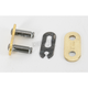 GB520MXZ4 Heavy Duty Gold Clip Connecting Link - GB520MXZ4-CL