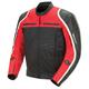 Red/Black Comet Jacket