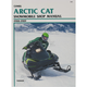 Arctic Cat Service Manual - S835