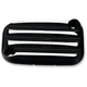 Front Contrast Cut Nostalgia Master Cylinder Cover - 0208-2074-BH
