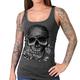 Women's Skull Bandana Tank